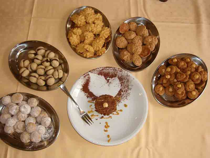 Pâtisseries Typique Piémontaise