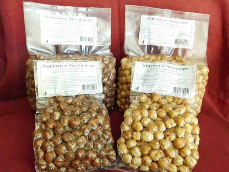 Hazelnuts Piedmontese variety - Tonda Gentile Trilobata