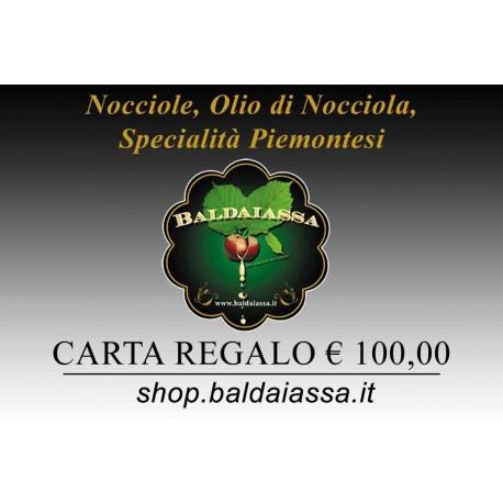 Cadeaubon Baldaiassa € 100,00