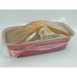 Rührkuchen mit Haselnüssen 300 g
