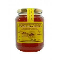Italian Chestnut Honey - Jar 1 Kg