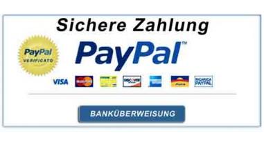 Sichere Zahlung